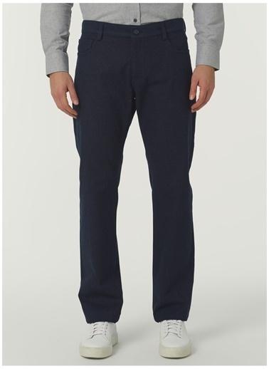 Fabrika Comfort Fabrika Comfort  Düz Mavi Klasik Pantolon Mavi